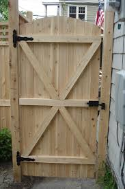deck gate how to make a sliding wood gate for deck with make a