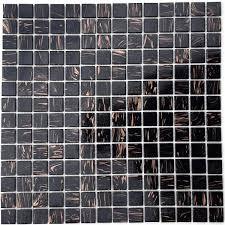 Faience Mosaique Salle De Bain by Mosaique Patedeverre Et Salle De Bain Vitro Noir