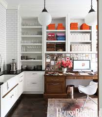 kitchen desk design 60 best home office decorating ideas design photos of home