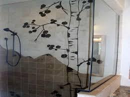 ideas for painting bathroom walls bathroom ideas wall painting bathroom tile with glass door