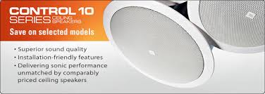 Wireless Speakers In Ceiling by Featured Jbl Control 10 Series In Ceiling Speakers Full Compass