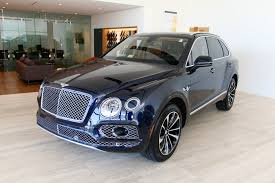 2017 bentley bentayga stock p016118 for sale near vienna va