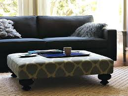 fabric ottoman coffee table large ottoman coffee table medium size of ottoman blue storage