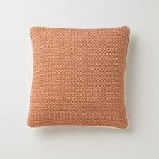 autumn orange throw pillow schoolhouse electric