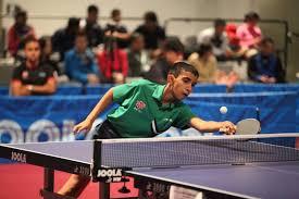 Us Table Tennis Team Nikhil Kumar Aditya Godhwani Make 2016 U S National Team
