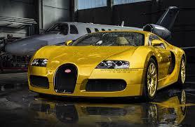 car bugatti gold golden bugatti veyron madwhips