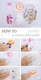 nail tips and manicure hacks photos