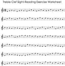 sight reading worksheets free worksheets library download and
