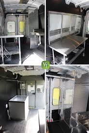 35 best vti mobile kitchen interiors images on pinterest kitchen interior shots of a ford transit van used as a promotional marketing vehicle www