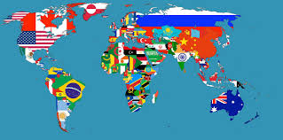 Europe Flags An Unconventional Look At The European Map U2014 The Dialogue