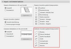 handlauf fã r treppen modelldarstellungsoptionen für treppen und geländer helpcenter