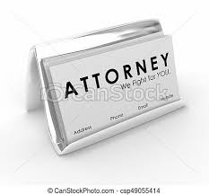 Business Cards Attorney Clipart Of Attorney Lawyer Business Cards Hire Legal Help 3d