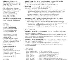 Best Latex Resume Template by Excellent Design Ideas Latex Resume Templates 4 Latex Curricula