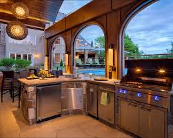 full outdoor kitchen kitchen decor design ideas