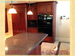 amish built kitchen cabinets amish kitchen cabinets southern illinois semi custom for kitchens