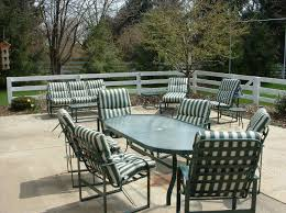 Carter Grandle Outdoor Furniture by Custom Cushions