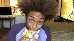 is lexus amanda mexican fatass chipotle burrito mukbang youtube