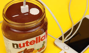 diy phone charger how to make a nutella phone charger craftsonfire