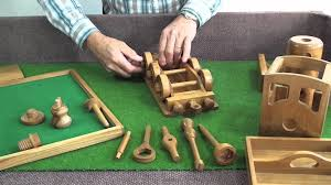 handcrafted wooden toys with tools the steam engine youtube