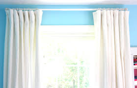 2 Inch Curtain Rings With Clips by Quick Tip Tuesday Hiding The Clips On Curtain Rings Shine Your