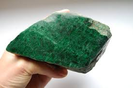 rough material and crystals roughstones jadeites hauynites and