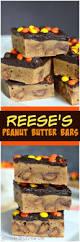 halloween reese s reese u0027s peanut butter bars recipe butter bar chocolate