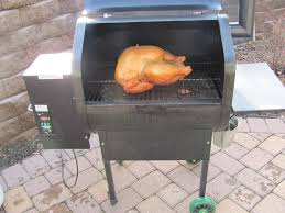fishgriller top product reviewer smoked turkey on the green