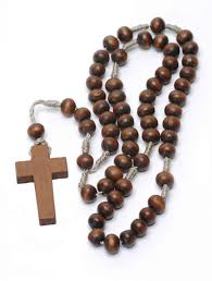 a rosary rosary by iamtheway on deviantart