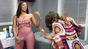 porsha williams 2012 phaedra tries to squash porsha kandi feud on u0027rhoa u0027
