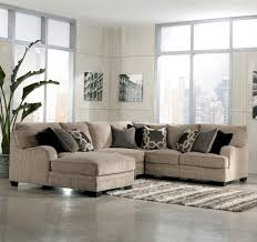 Grand Furniture Outlet Virginia Beach Va by Signature Design By Ashley Katisha Platinum 4 Piece Sectional