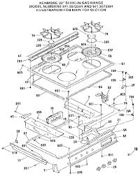 Ge Profile Cooktop Parts List Frigidaire 316011200 Top Burner Igniter Appliancepartspros