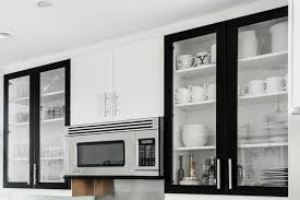 kitchen cabinet glass door types the 411 on kitchen cabinet door designs sweeten