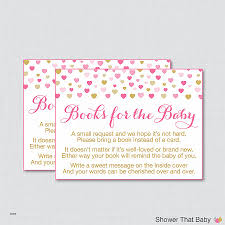 bring book instead of card to baby shower baby shower invitations luxury baby shower invitation wording