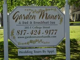 Bed And Breakfast Grapevine Tx Garden Manor Grapevine Texas Bed And Breakfast On Waymarking Com
