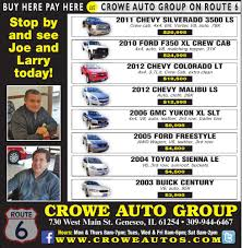 crowe ford crowe ford ad from 2017 11 16 ad vault qctimes com