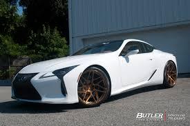 lexus tsw wheels lexus lc500 with 22in tsw turbina wheels butler tire luxury u0026 hi