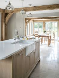 Light Wood Kitchen Cabinets by Best 25 Light Oak Ideas On Pinterest Light Gray Walls Kitchen