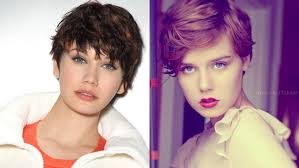hairstyles for women with a double chin and round face trend short hairstyles for round faces with double chin 31 for