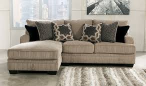 Brown Sectional Sofa With Chaise The Most Popular Small Scale Sectional Sofa 26 In Small Leather