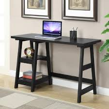 Wooden Desk With Shelves Desks You U0027ll Love Wayfair