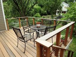unique design cheap deck railing exciting deck ideas crafts home