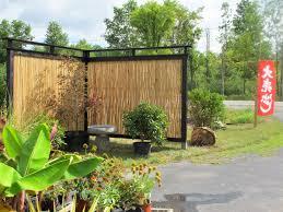 Bamboo Garden Design Ideas Bamboo Garden Design Ideas Luxury Backyard Privacy Ideas Exterior