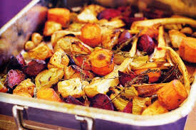 How Long To Roast Root Vegetables In Oven - roasted root vegetables with fennel garlic u0026 thyme