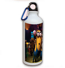 Minion Desk Accessories by Amy Minions Cartoon Cute 500 Ml Bottle Buy Amy Minions Cartoon