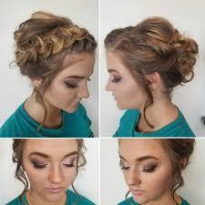 10 hottest prom hairstyles for short u0026 medium hair 2017 2018