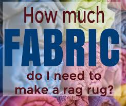 Where To Buy Rag Rugs How Much Fabric Do I Need To Make A Rag Rug U2014 Day To Day Adventures