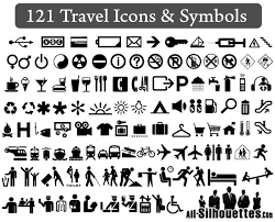 121 free vector travel icons and symbols free vectors