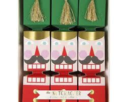Christmas Cracker Table Decoration by Christmas Crackers Etsy