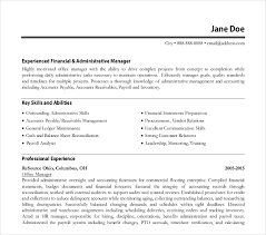 office manager resume template 8 office manager resume templates pdf doc free premium templates