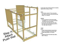 portable chicken coop plans free pdf 11 diy 14 x 20 storage shed
